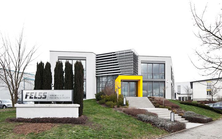 Felss Rotaform GmbH 分公司