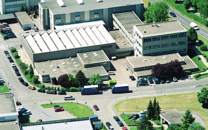Standort Felss Group GmbH