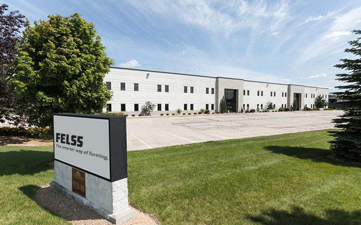 Felss Rotaform LLC 分公司