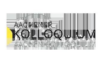 Aarchener Kolloquium Logo