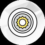 Axialformen-Icon