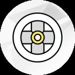 Rundkneten-Icon